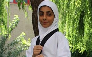 تکواندو قهرمانی جهان؛ دختر نوجوان ایران مدال جهانی را قطعی کرد