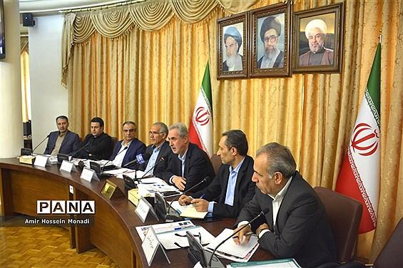 نشست خبری استاندار آذربایجان شرقی