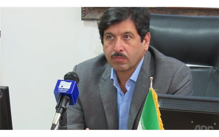 مدیر عامل شرکت آب منطقه ای خراسان جنوبی
