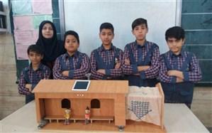 پروژه دانشآموزان محلاتی به مرحله کشوری طرح جابر بن حیان راه یافت