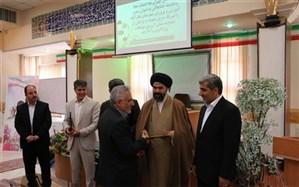مدیر آموزش و پرورش شهرستان نظرآباد معارفه شد
