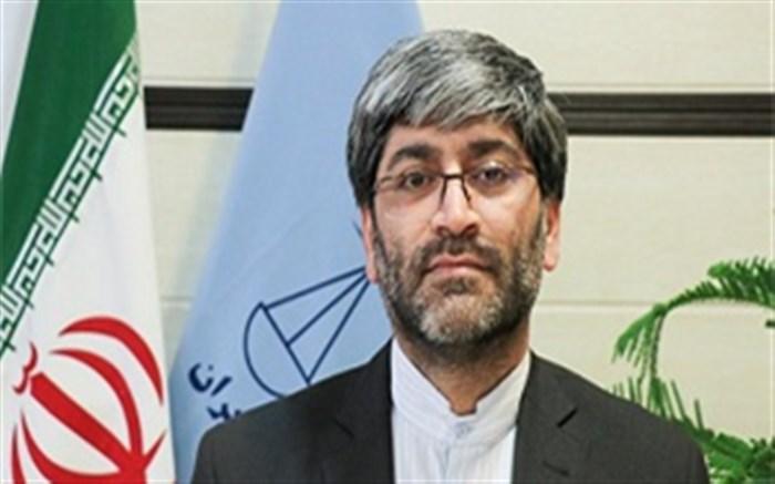رئیس کل جدید دادگستری استان اردبیل