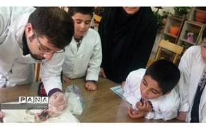 فعالیت های کانون فرهنگی، تربیتی رضوان آموزش وپرورش منطقه یک