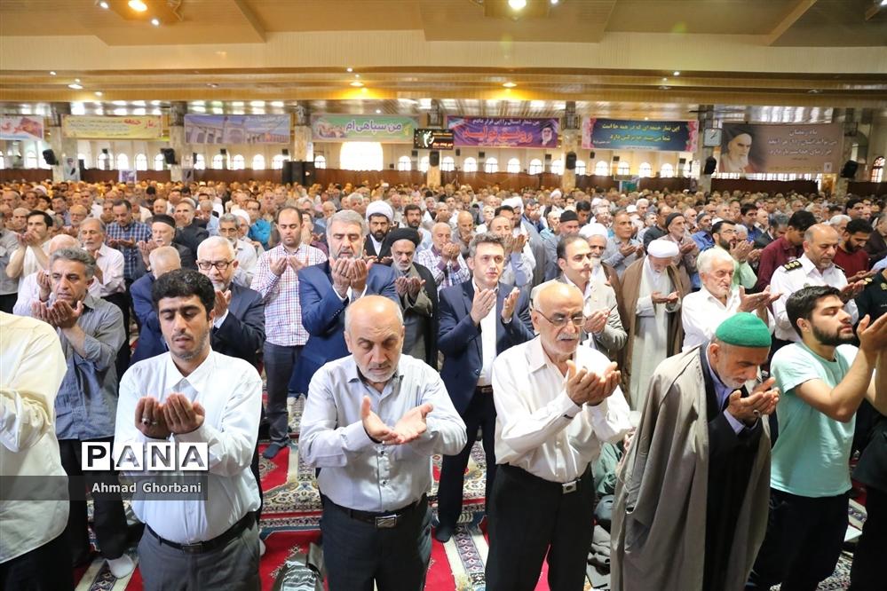 نماز جمعه مرکز مازندران