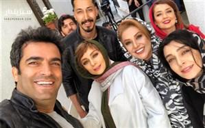 بهرام افشاری همبازی حامد بهداد در سریال جدیدشبکه نمایش خانگی شد