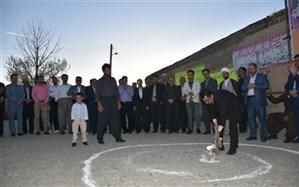 هجدهمین کلنگ مدرسه خیرساز شهرستان دیواندره در روستای قره گل زمین زده شد