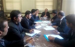 تشکیل دومین جلسه کارگروه تخصصی پرورشی و تربیت بدنی شورای آموزش و پرورش