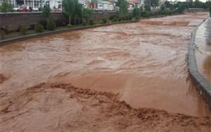 احتمال آبگرفتگی معابر و سیلابی شدن مسیلها در استانهای ساحلی دریای خزر