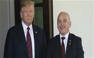 درخواست ترامپ برای میانجیگری سوئیس بین ایران و آمریکا
