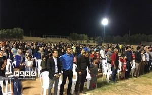 برگزاری همایش پیاده روی همگانی در بخش(میانکوه) شهرستان امیدیه