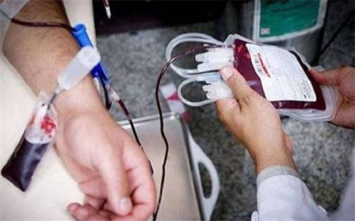 اهدای خون مردم شهرری در دهه اول ماه مبارک رمضان