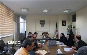 جلسه شورای معاونین در اداره آموزش و پرورش منطقه 15 برگزار شد