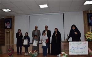 اختتامیه هشتمین دوره جشنواره نوجوان سالم در پاکدشت برگزار شد