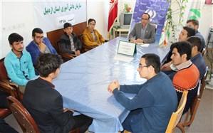 برگزاری نشست مجمع شوراهای دانشآموزی استان اردبیل