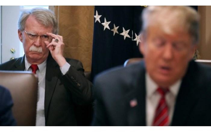 «ایران»، عامل ایجاد شکاف در کاخ سفید