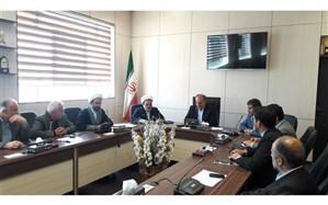 جلسه کارگروه طرح ساماندهی بر لباس فرم مدارس استان قزوین برگزار شد