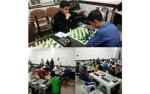 مسابقات شطرنج جام رمضان در شهرستان ملایر برگزار شد