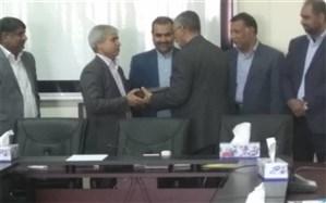 آیین تکریم و معارفه معاون پژوهش و برنامه ریزی سیستان و بلوچستان