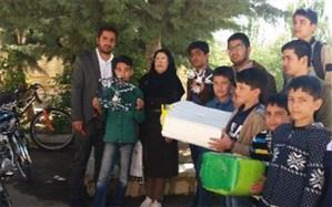 مسابقات چالش جاذبه در شهرستان سمیرم برگزار شد