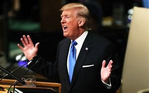 توئیت جدید ترامپ درباره ایران