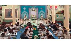 برگزاری مراسم جمعخوانی قرآن کریم در شهرستان شادگان
