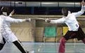 دو شمشیرباز گیلانی در اردوی تیم ملی بانوان حضور یافتند