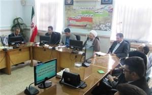 برگزاری دومین جلسه شورای آموزش و پرورش شهرستان ایجرود، زنجان