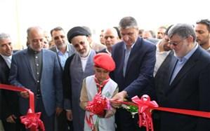سالن ورزشی دبستان موسی بن جعفر (ع) بیرجند افتتاح شد
