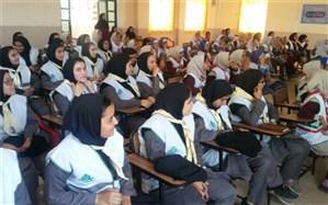 همایش بیستمین سالروز تاسیس سازمان دانش آموزی در بادرود برگزار شد