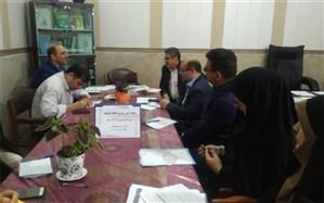 برگزاری جلسه غنی سازی اوقات فراغت آموزش و پرورش ناحیه یک ری
