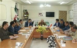 جلسه شورای نظارت بر مدارس و مراکز غیردولتی لرستان برگزار شد