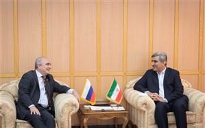 سفیر روسیه در ایران: فعالیتهای تجاری با ایران را ادامه خواهیم داد