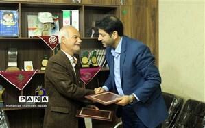 امضای تفاهمنامه همکاری میان سازمان دانشجویان و سازمان دانشآموزی خوزستان