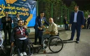 توجه ویژه به جانبازان و معلولین در مسابقات بسکتبال با ویلچر