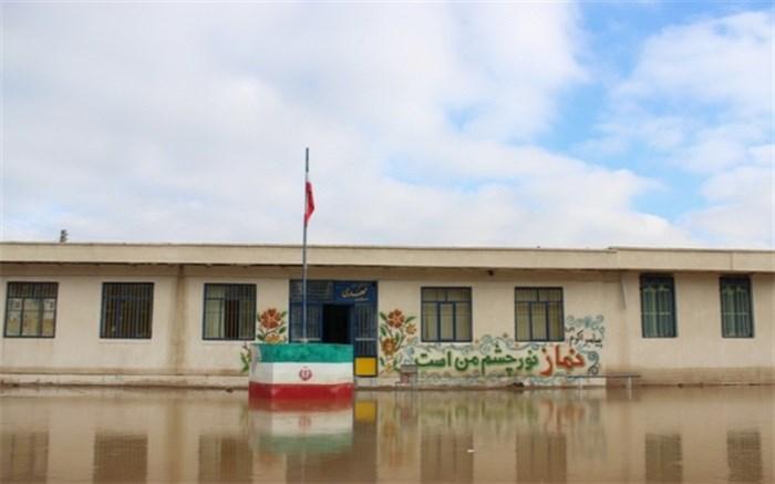 از ارسال لوازمالتحریر تا بهسازی کلاسهای آسیب دیده؛ اقدامات وزارت آموزشوپرورش بعد از سیلاب اخیر  تشریح شد
