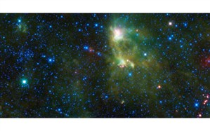 """برخورد 2 کوتوله سفید و ایجاد یک ستاره """"زامبی""""+عکس"""