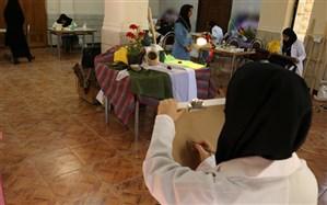 18 هنرجوی برتر مرحله استانی جشنواره مهارت های هنری شاخه کاردانش معرفی شدند