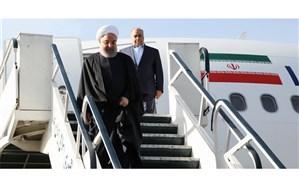 رئیس جمهور بیشکک را به مقصد دوشنبه ترک کرد