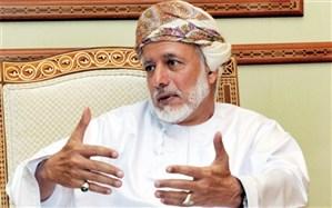 ورود وزیر امور خارجه عمان به تهران