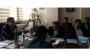 جلسه هماهنگی کارشناسان مناطق 14 گانه برگزارشد