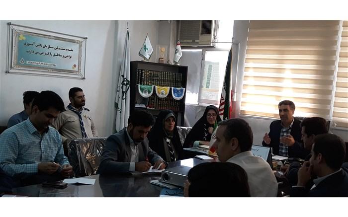 سازمان دانش آموزی
