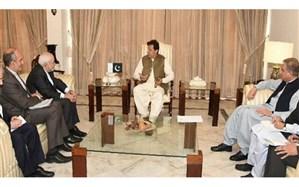 توئیت ظریف پس از دیدار و گفتگو با مقامات عالرتبه پاکستان