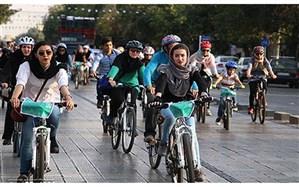 آقاپور: شاخصهایی برای دوچرخهسواری زنان تعریف شود
