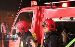آماده باش سازمان آتش نشانی کرمان در شب های قدر
