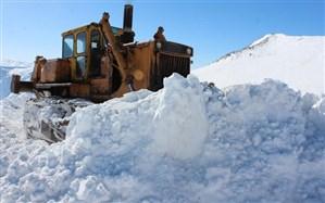 راه ارتباطی ۲۰۳ روستای استان اردبیل مسدود است