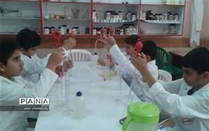 برگزاری دوره دانشمندان کوچک درپژوهش سرای باقرالعلوم حمیدیه