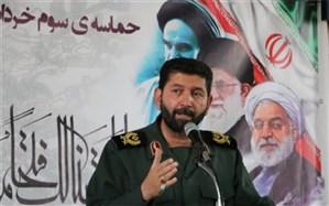 سردار حسنزاده: امروز هم مقاومت تنها راه پیروزی ملت ایران است