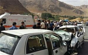 دستگیری عامل تصادف منجر به مرگ در خیابان آزادگان
