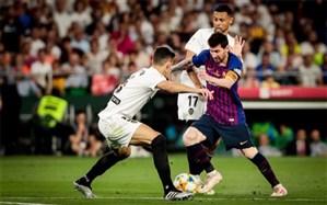 جام حذفی اسپانیا؛ حسرت دبل روی دل بارسلونا ماند