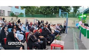 برنامه شبی با قرآن در در دبستان کمیل منطقه3